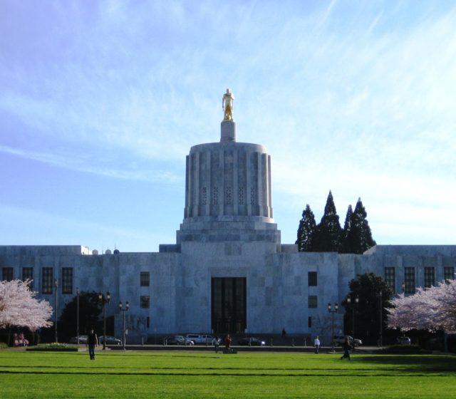 Oregon Captial
